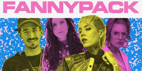 FANNY PACK w/ DOM BEETS (Casey Veggies), ANNALYZE and RY TOAST tickets