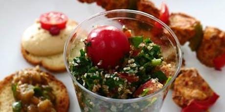 Atelier d'initiation à la cuisine syrienne par Douha 02 billets