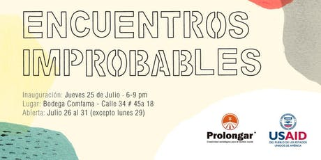 ENCUENTROS IMPROBABLES tickets