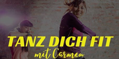 Tanz Dich Fit mit Carmen (ETTLINGEN) Tickets