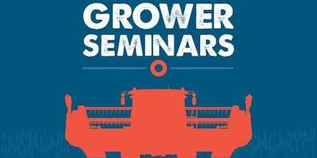 Exclusive Grower Lunch Seminar tickets