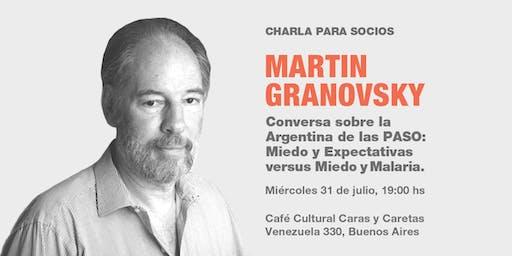 Soci@s  P 12 Martin Granovsky