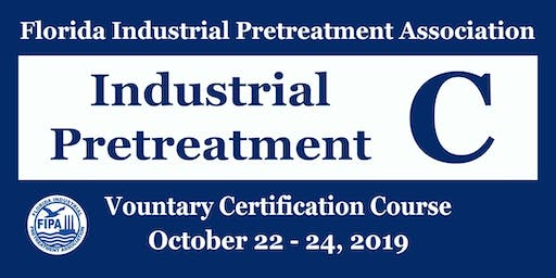 "Industrial Pretreatment ""C"" Course"
