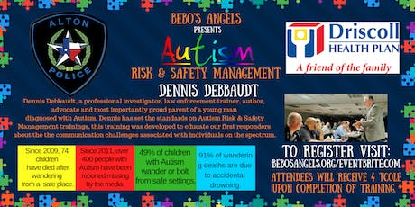 Bebo's Angels Autism Risk & Safety Management Training tickets