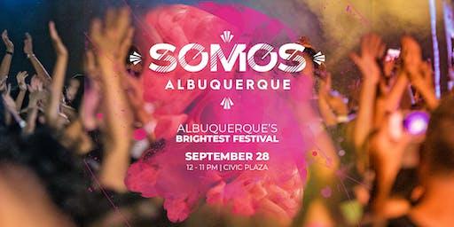 SOMOS ABQ 2019: Albuquerque's Brightest Festival