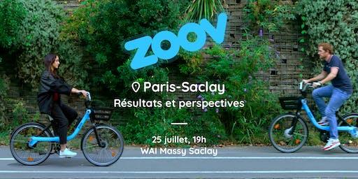 Zoov à Paris-Saclay : résultats et perspectives
