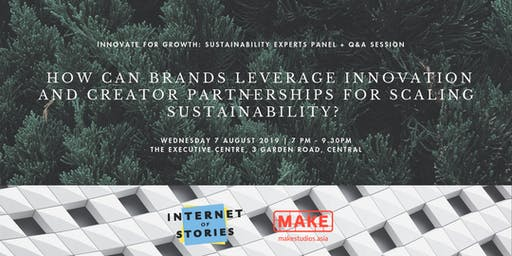 Innovate for Growth Sustainability Experts Panel + Q&A