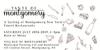 2019 Taste of Montgomery