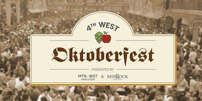 4th West Oktoberfest 2019