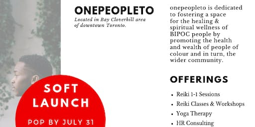 One People TO Soft Launch