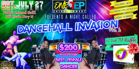 Dancehall Invasion tickets