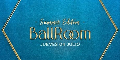 Thursday Ball Room at Opium Free Guestlist - 7/18/2019 entradas
