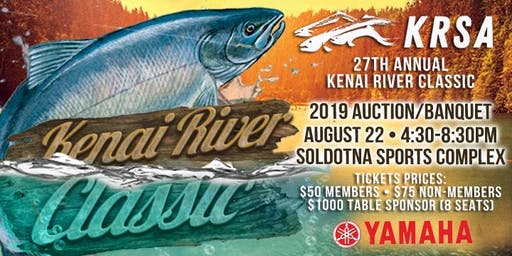 2019 Kenai River Classic Auction/Banquet