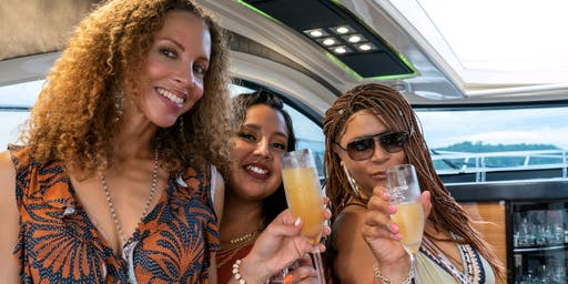 MD Yacht Charters presents Champagne & Strawberries with Afro Beats