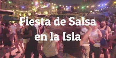 Fiesta de Salsa en la Isla
