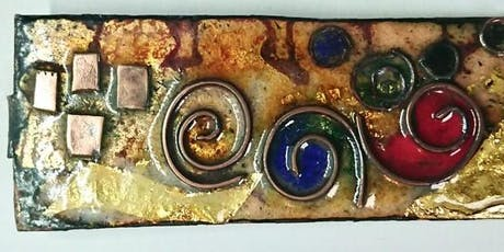 Enamelling a Copper Pendant with Eve Claire Taylor (26 - 27 October) tickets