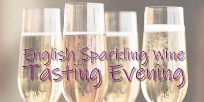 Fine English Wine Tasting Evening
