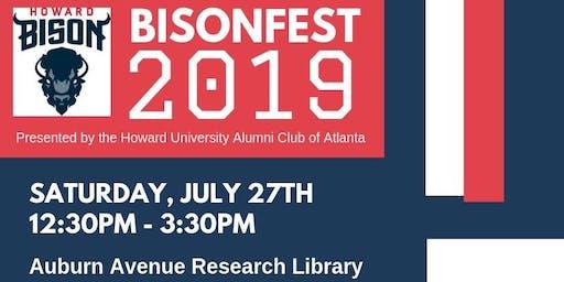 Bisonfest 2019