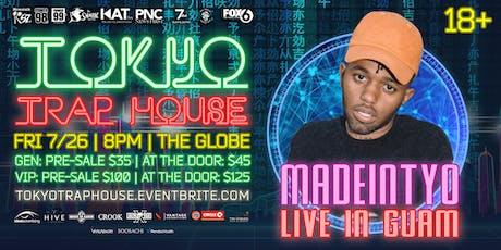 Tokyo Trap House: MadeinTYO Live In Guam tickets