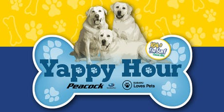 August Yappy Hour/Clear The Shelters tickets