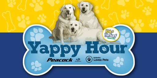 August Yappy Hour/Clear The Shelters