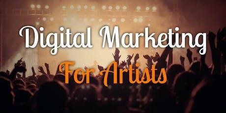 MisFEST Digital Marketing for Artists Workshop tickets