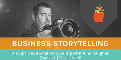 Business Storytelling: sharing your story to connect brands with fans tickets