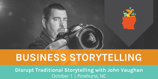 Business Storytelling: sharing your story to connect brands with fans