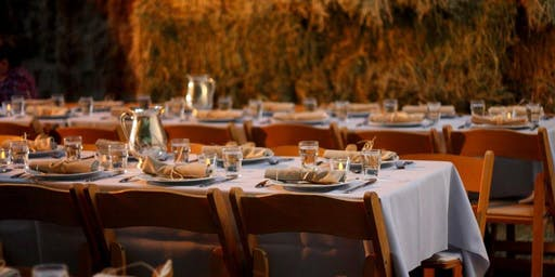 August Wine Dinner @ Live Well Farm
