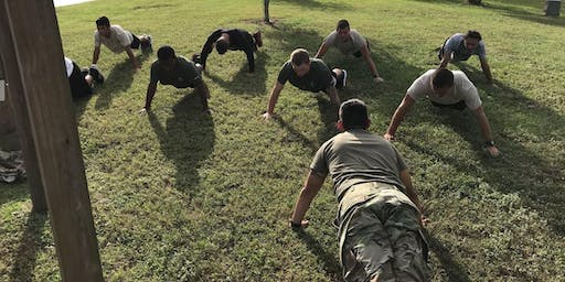 Military Physical Fitness Class