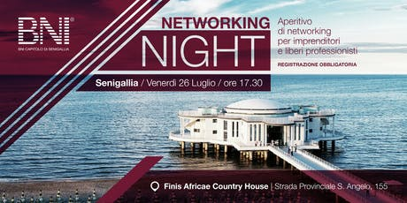 BNI NETWORKING NIGHT biglietti