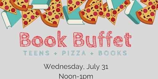Book Buffet Summer Challenge