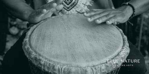 First Friday Drum Circle: Creating a Community Heartbeat
