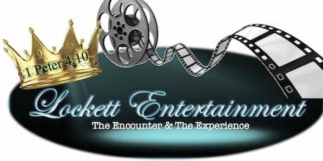 "Lockett Entertainment Presents, ""The Cross"" tickets"