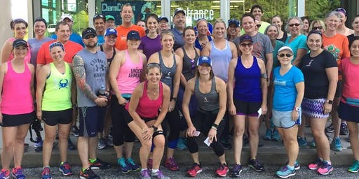 Pub Run with BC Brewery & FX Physical Therapy