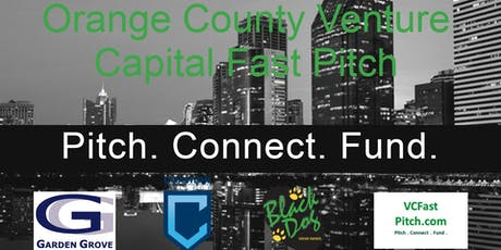 Orange County Venture Capital Fast Pitch tickets