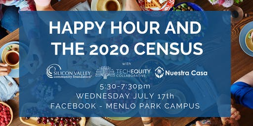 Happy Hour and the 2020 Census