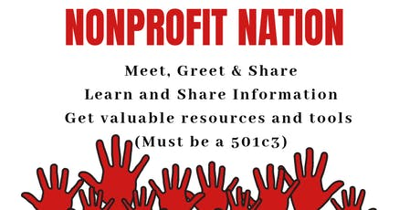 NonProfit Nation Meetup tickets