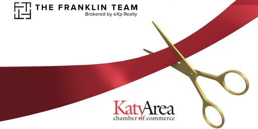 Katy Chamber Ribbon Cutting: The Franklin Team