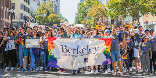 Cal at Oakland Pride Parade & Festival 2019
