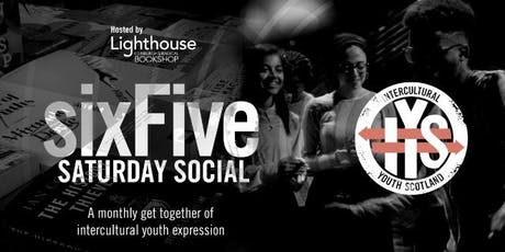 IYS sixFive Saturday Social  tickets