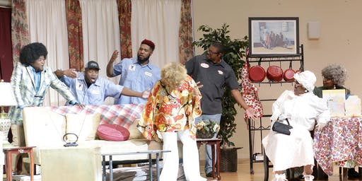 An Elecia Fulton Production Love and Happiness Gospel Stage Play