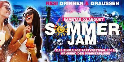 Summer Jam 2019 - Das RESI Partyfestival während der Sommerpause