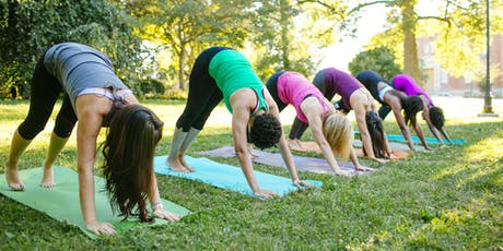 Girls Night Out: Barre Workout and Movie in the Park tickets