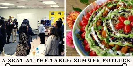 A Seat at the Table: Summer Potluck Edition tickets