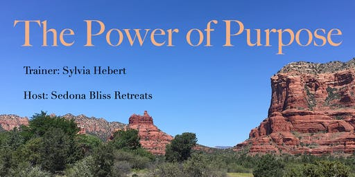 The Power of Purpose - 2 Saturday Workshop