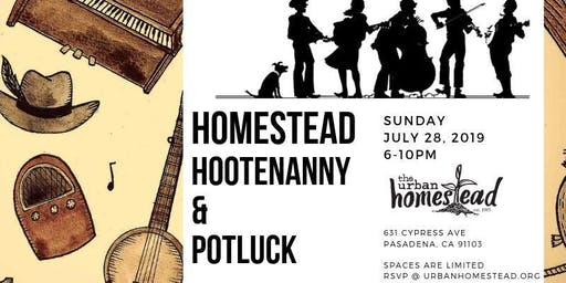 Homestead Hootenanny