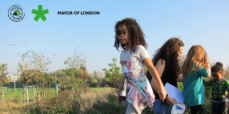 Join a Family Wild Walk in London Fields, Hackney! tickets