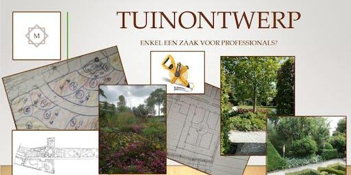 Workshop tuinontwerp