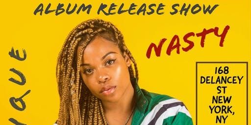 Genique NASTY Album Release Show
